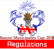 Batumi Municipality Cup-2018 Regulations